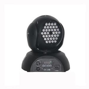 LED36颗电脑摇头染色灯