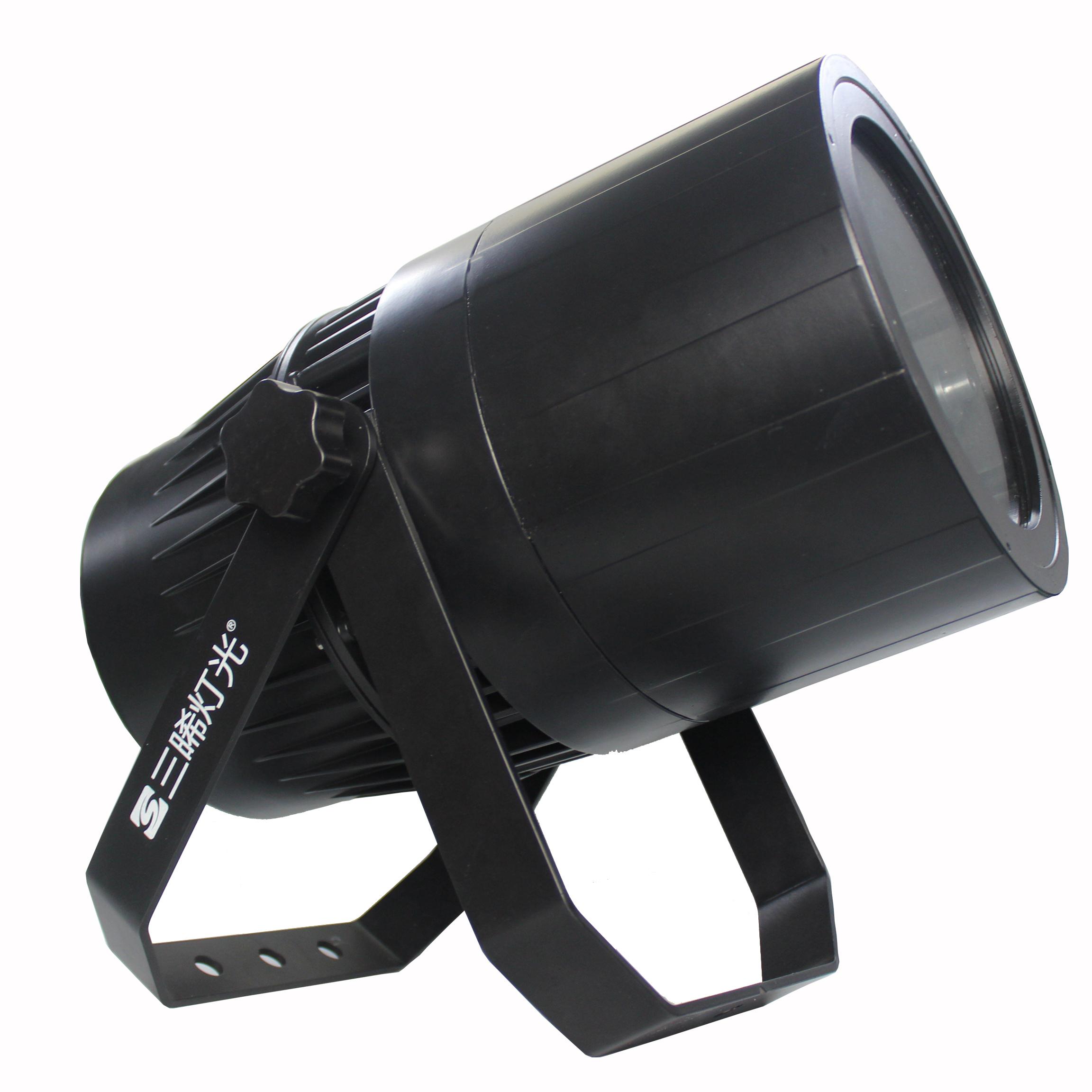 LED防水变焦面光灯/6色变色防水